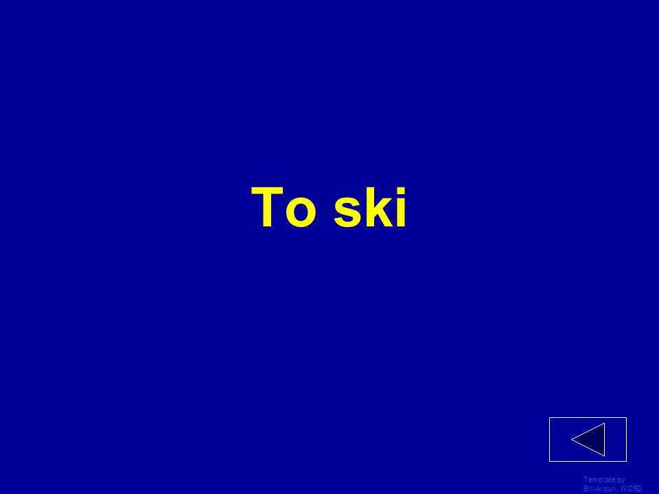 Template by Bill Arcuri, WCSD Andar en patineta