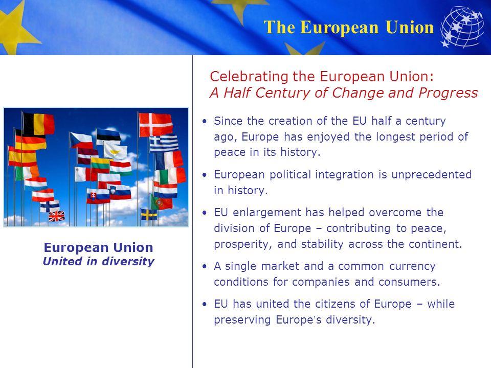 The European Union What is the European Union.