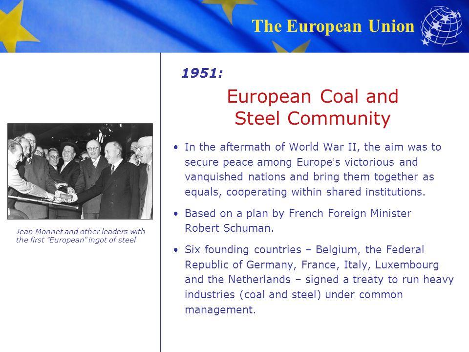 The European Union Partners in Global Leadership EU and U.S.