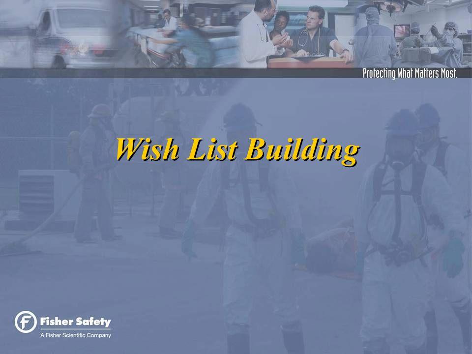 Wish List Building
