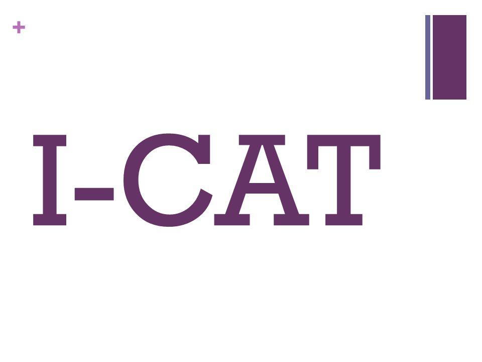 + I-CAT