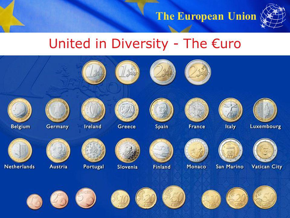 The European Union United in Diversity - The €uro