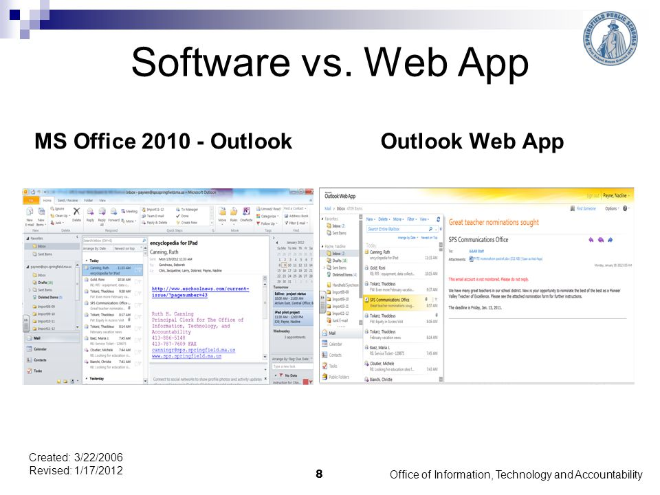 Software vs.