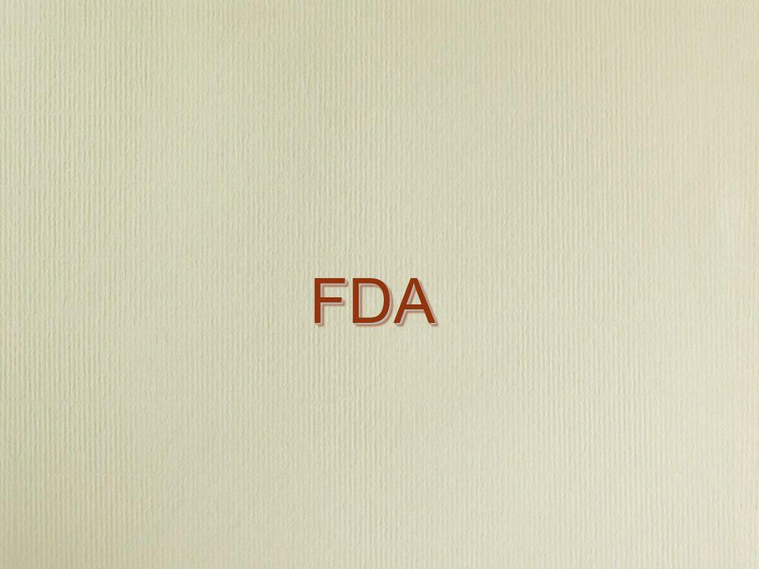 FDAFDA
