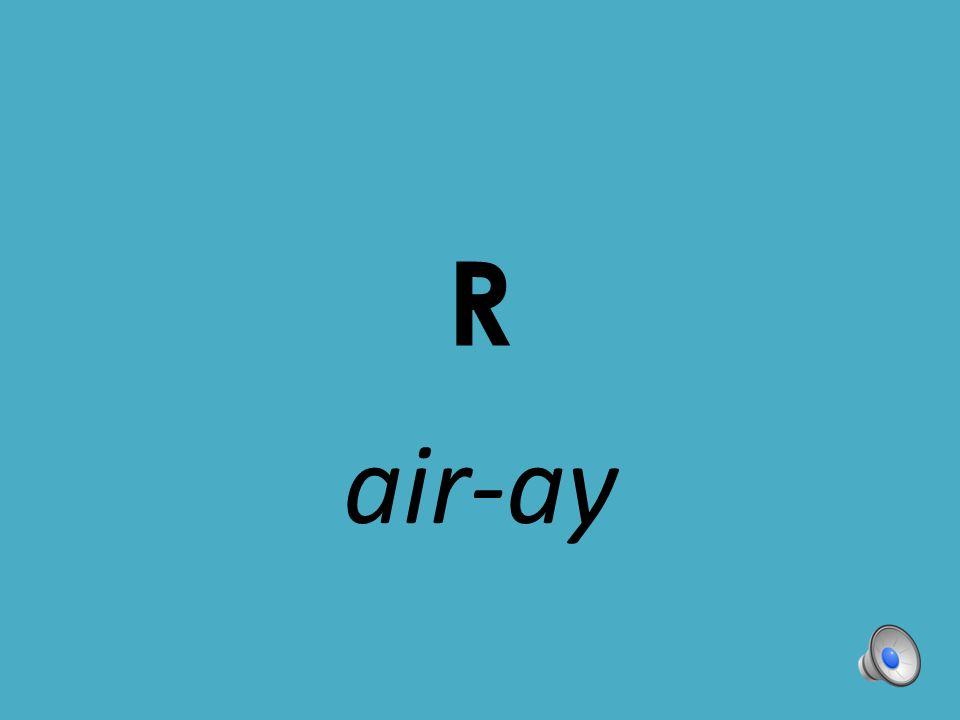 R air-ay