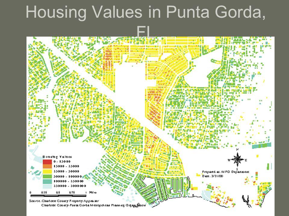 Housing Values in Punta Gorda, FL