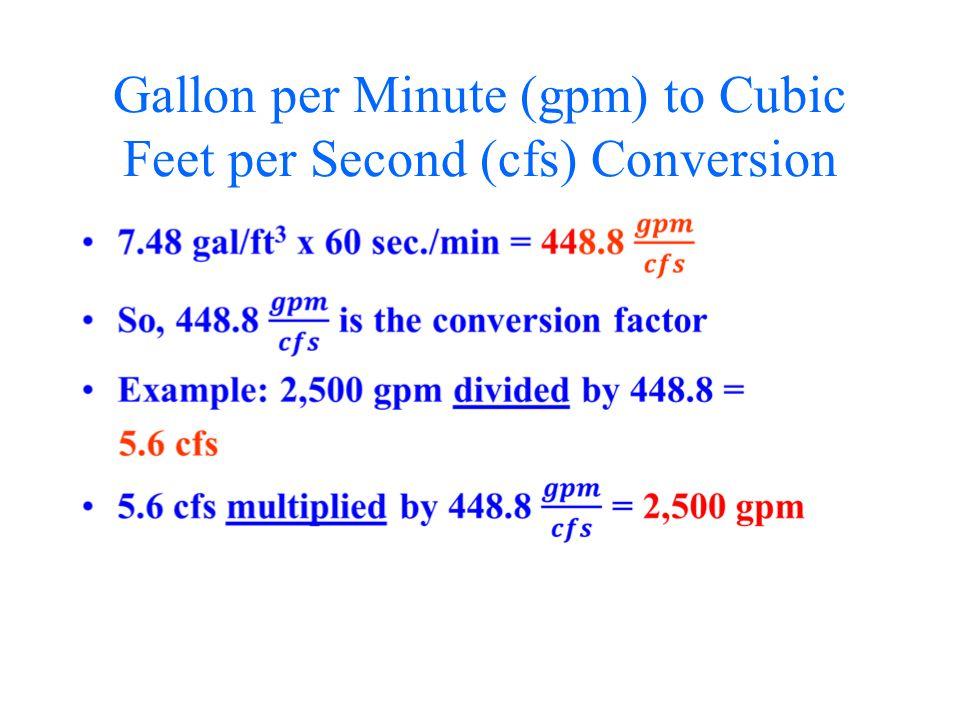 Grade Formula Grade = Drop in feet Distance in feet