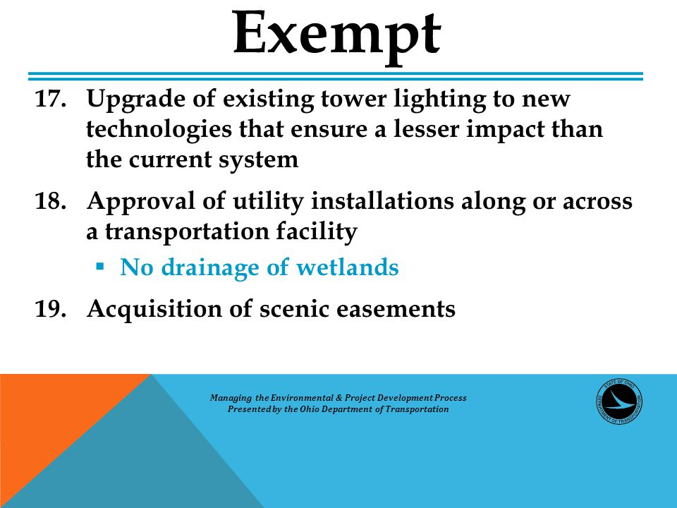 Exempt 17.