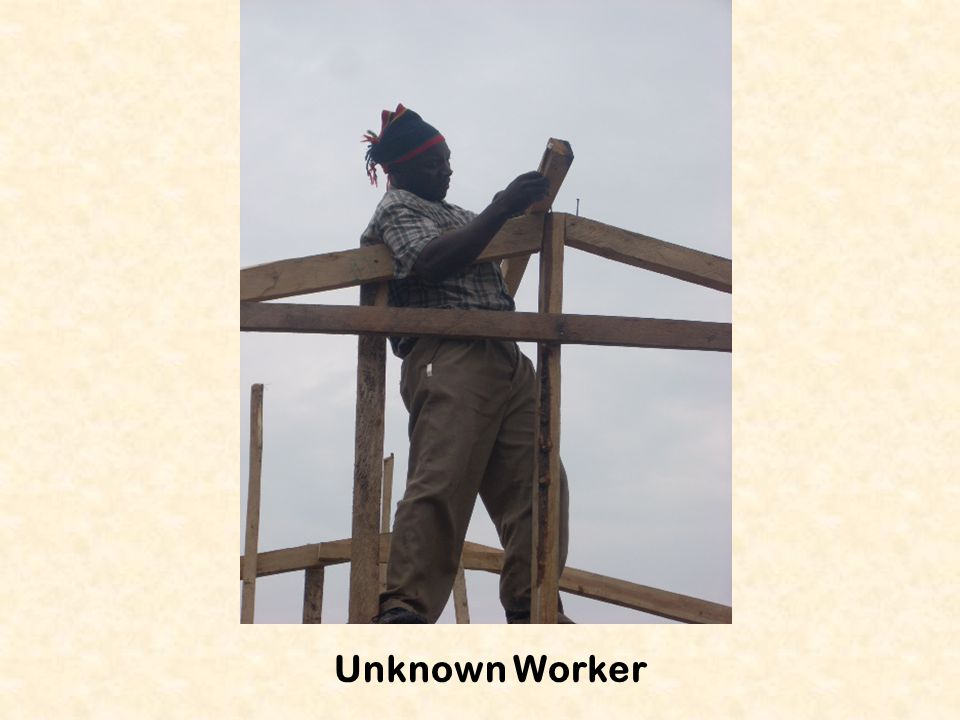 Unknown Worker