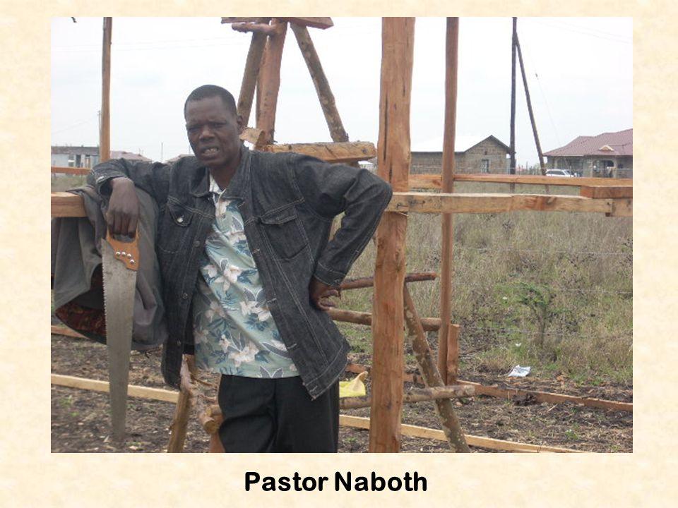 Pastor Naboth