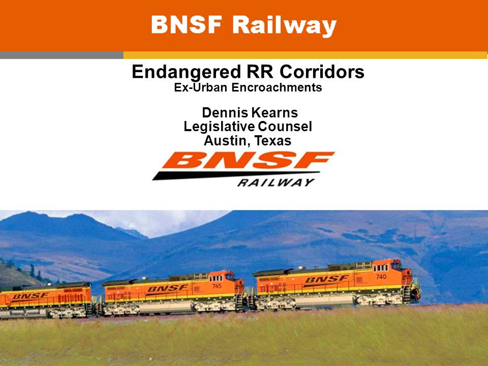 1 RR Corridor Traits Single Track Mainline Meets at Sidings: Overtake or Pass Opposite Distance between sidings, length of sidings Grade crossing(s) at sidings Dispatcher's use of siding to organize meets Double Track Mainline Passing Train Speeds/Visibility
