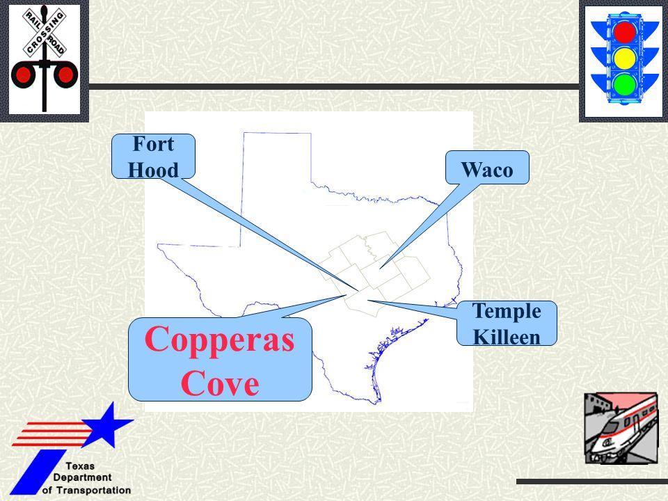 Waco Temple Killeen Fort Hood Copperas Cove