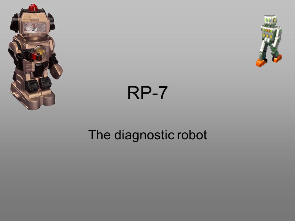 Who, where, and when was RP-7 made.