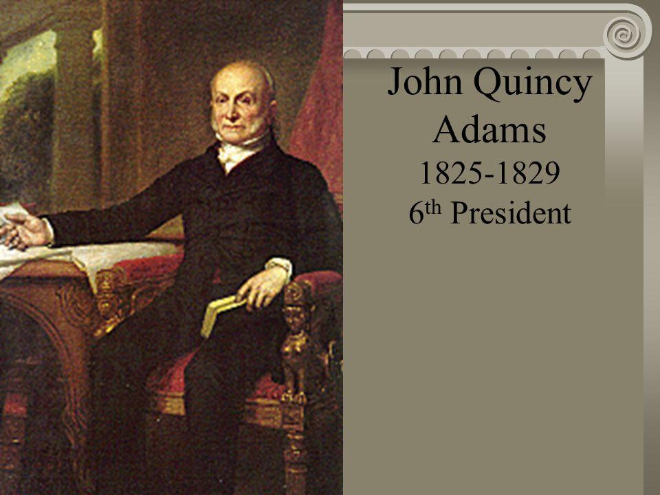 James Monroe 1817-1825 5 th President
