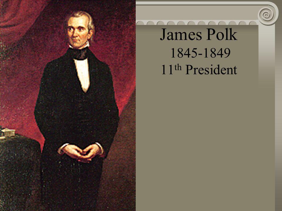 John Tyler 1841-1845 10 th President