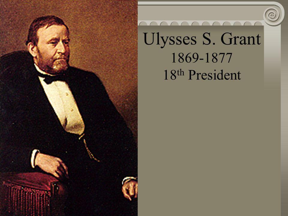 Andrew Johnson 1865-1869 17 th President
