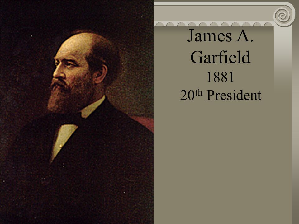Rutherford B. Hayes 1877-1881 19 th President