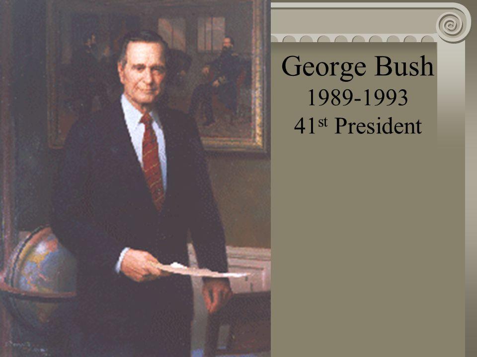 Ronald W. Reagan 1981-1989 40 th President