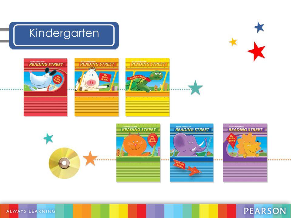 Kindergarten Print CD-ROM Online