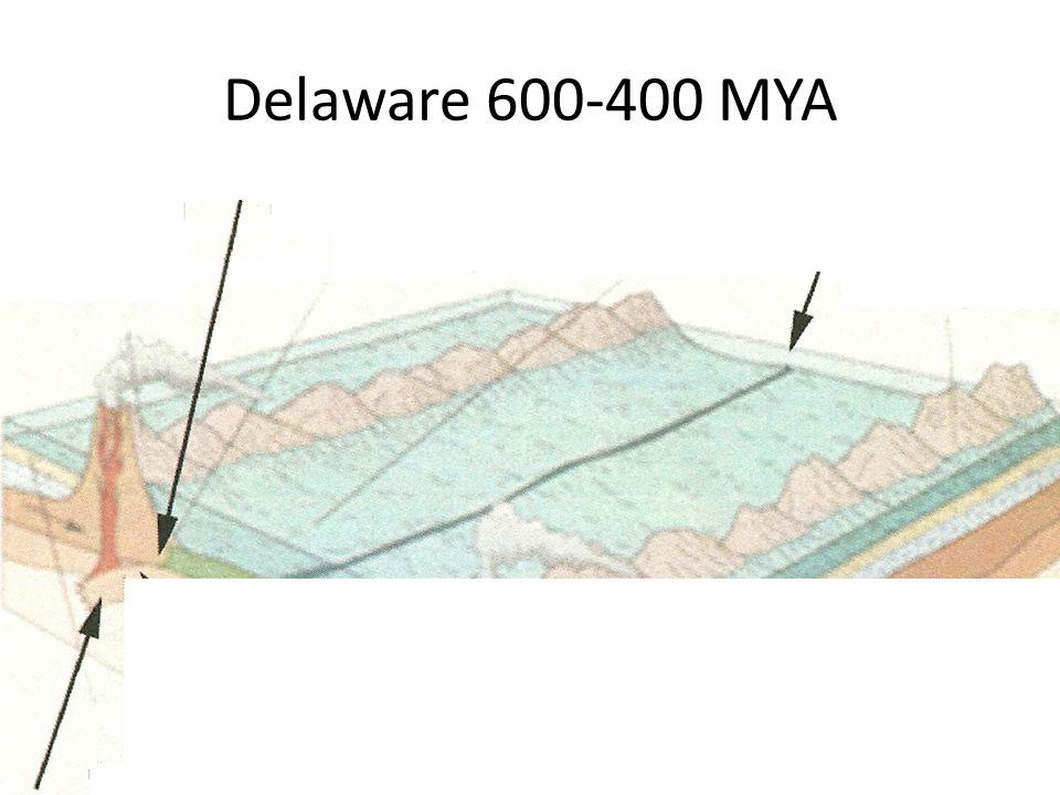 Delaware 600-400 MYA