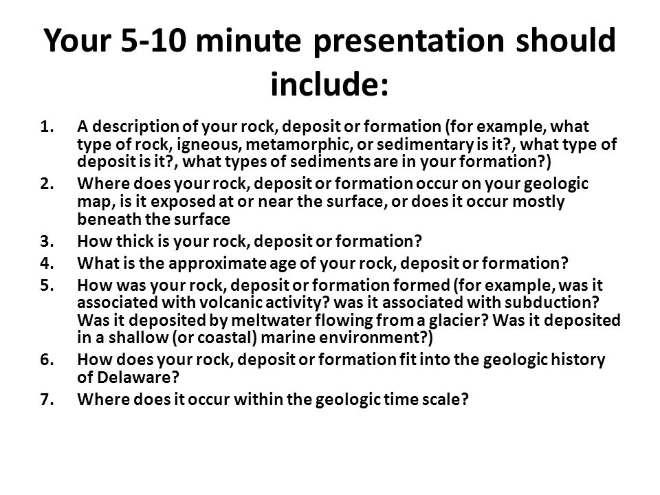NOTE TO TEACHERS Introduce to the class the origin of metamorphic rocks (i.e.,formed by exposing pre-existing (igneous, sedimentary, or other metamorphic) rocks higher pressures, higher temperatures, and/or the passage of fluids; this exposure causes these rocks to change (or re-crystallize) without melting)