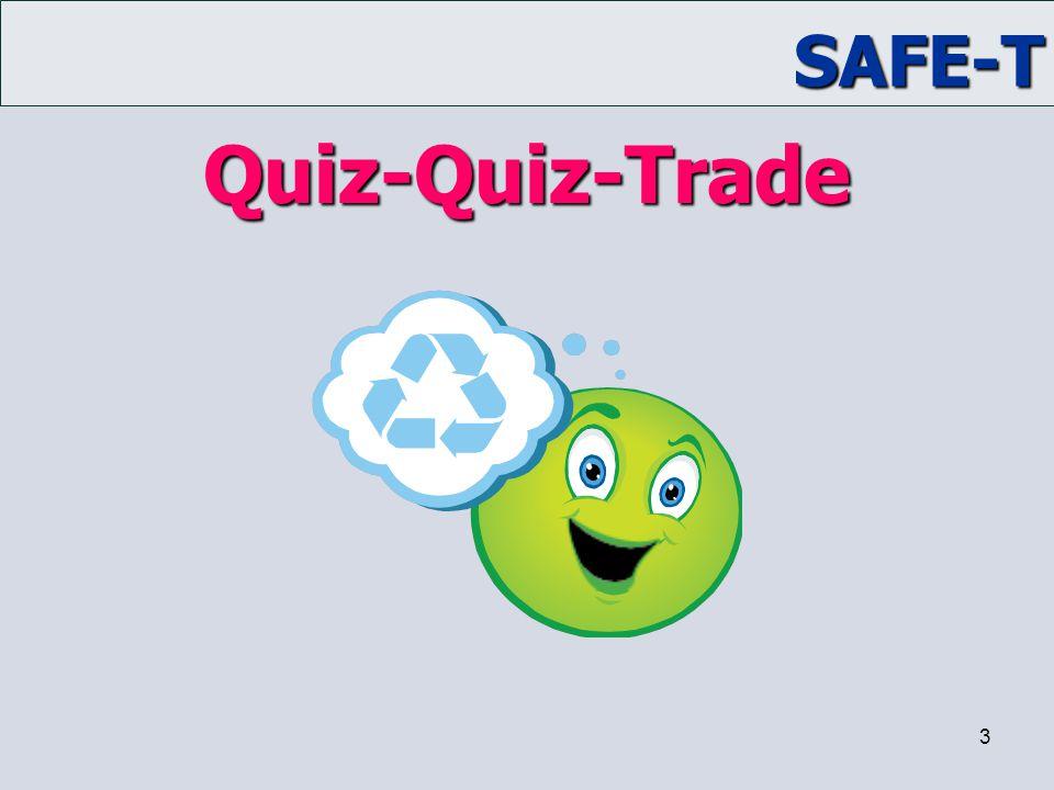 SAFE-T 3 Quiz-Quiz-Trade