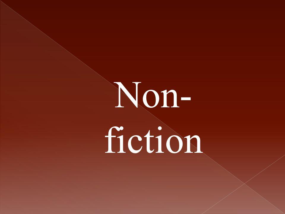 Non- fiction