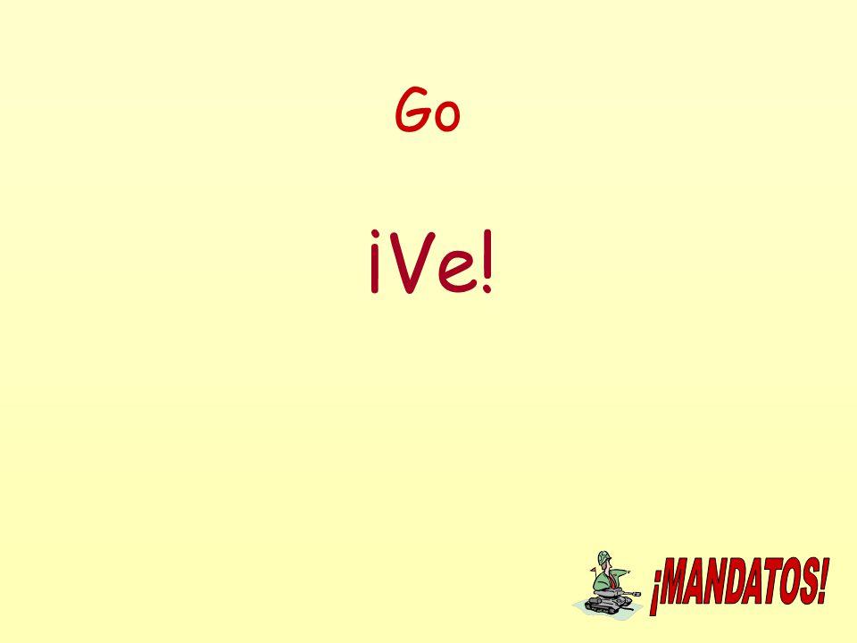 Go ¡Ve!