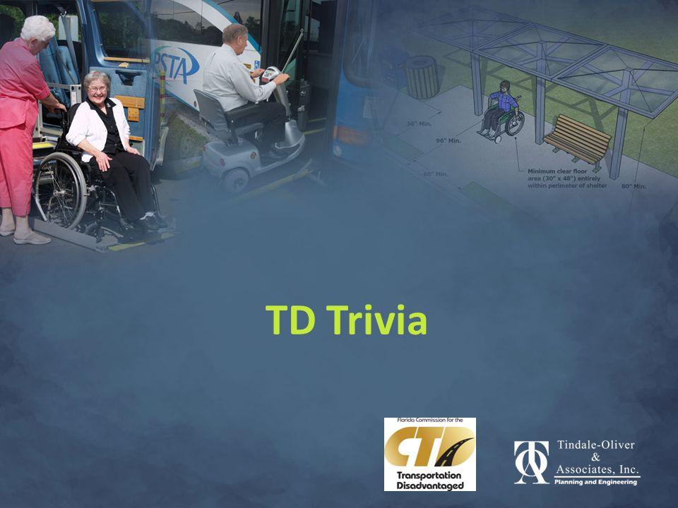 TD Trivia