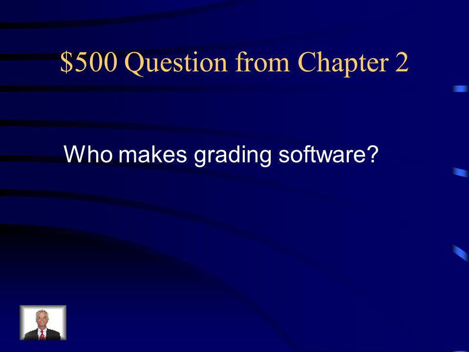$400 Answer from Chapter 2 What is the flesch kincaid readability scale