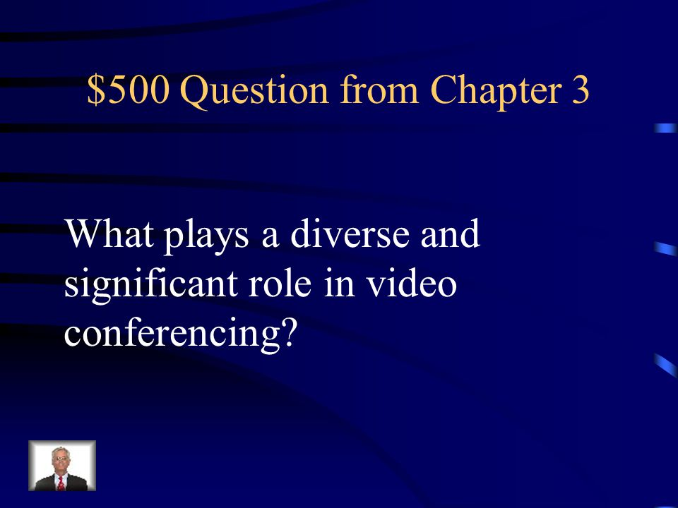 $400 Answer from Chapter 3 What is an audio email