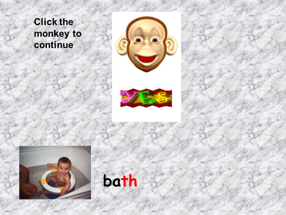 Click the monkey to continue north