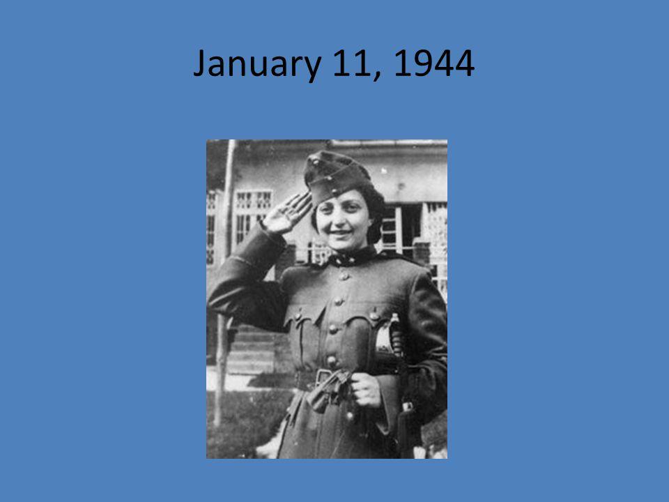 January 11, 1944