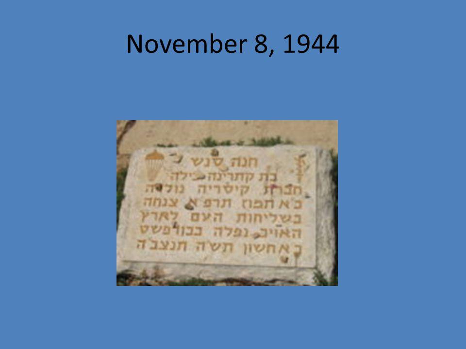 November 8, 1944