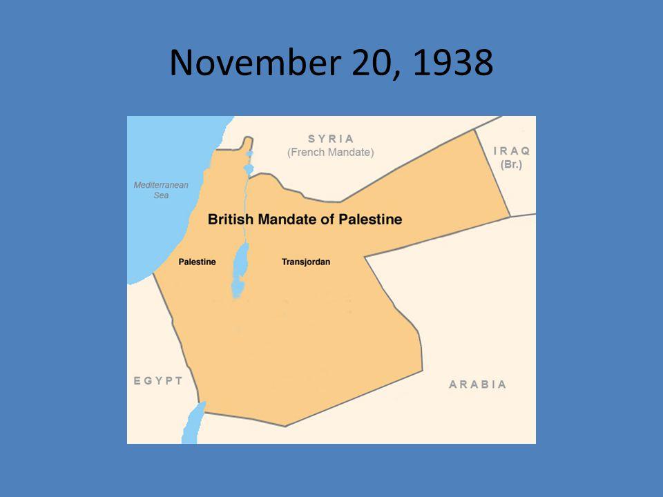 November 20, 1938