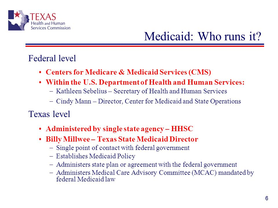 7 Medicaid in the Federal Budget, Federal Fiscal Year 2009