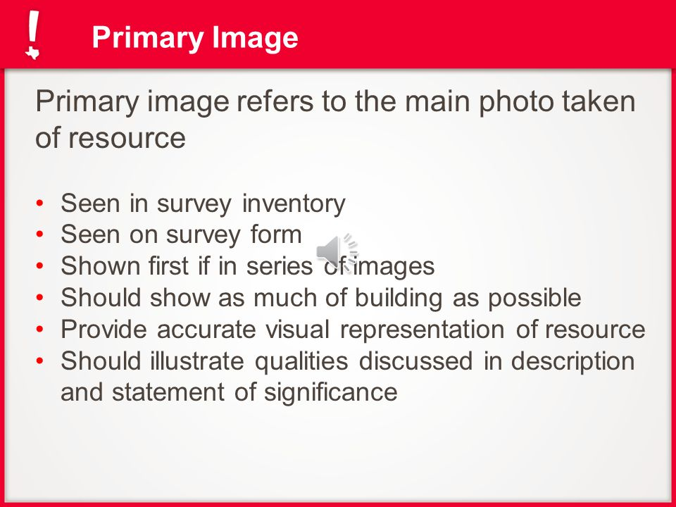 Photo Labeling Protocol THC photo labeling protocol is not required, but something similar should be utilized so that the images can be identified in isolation from the survey It is not helpful to label photographs as 381.jpg 22Main.tif