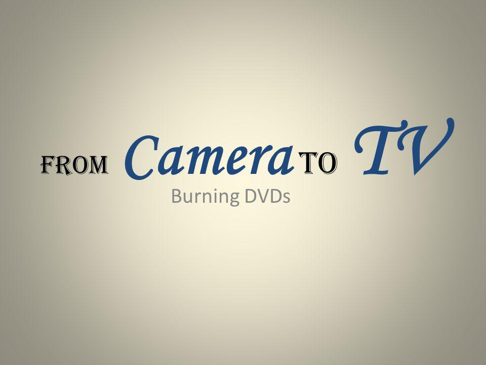 How do I get my videos off my camera?