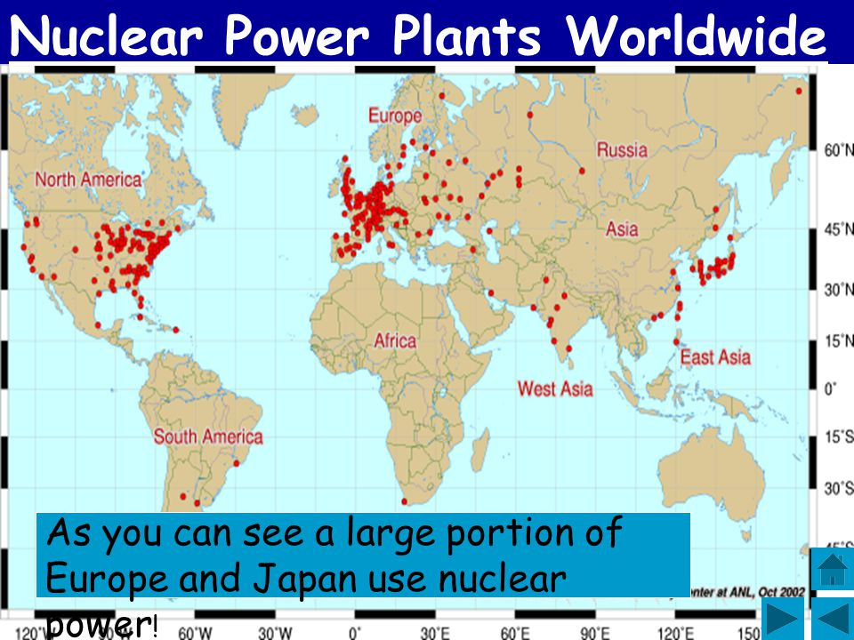 Nuclear Energy Provides 20% of the Energy for the U.S.