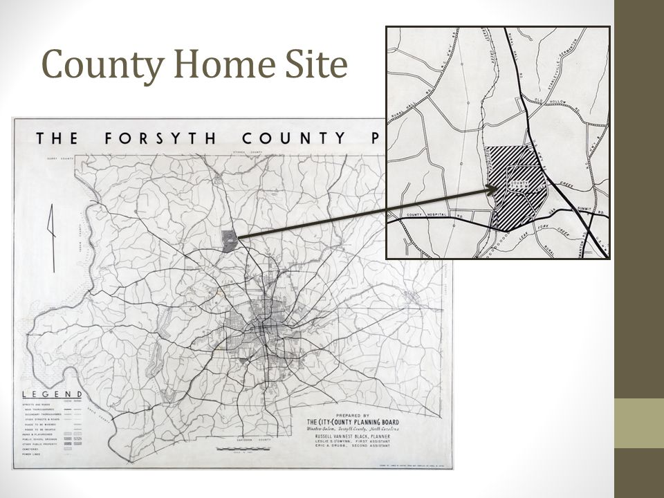 County Home Site