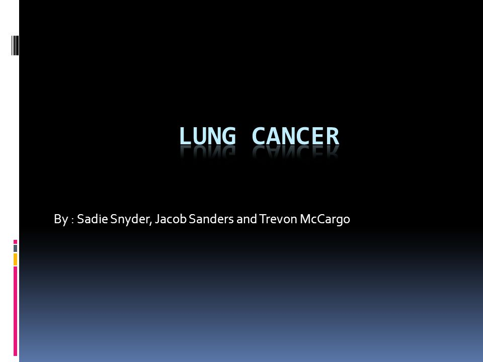 Description of lung Cancer  Definition  Lung cancer forms in the lung tissue, particularly within the cells that line the air passages.