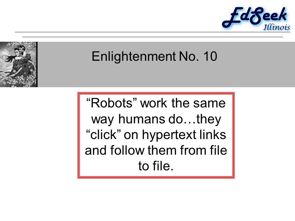 Enlightenment No.