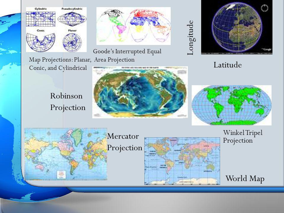 Determining Location Latitude- parallels.Circle the Earth.