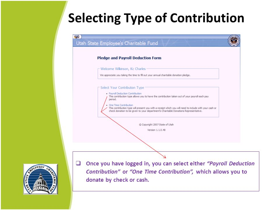 Payroll Deduction vs.