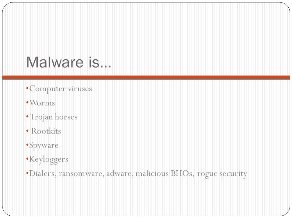Firewall D OES N OT Detect or disable computer viruses and worms if they are already on your computer.
