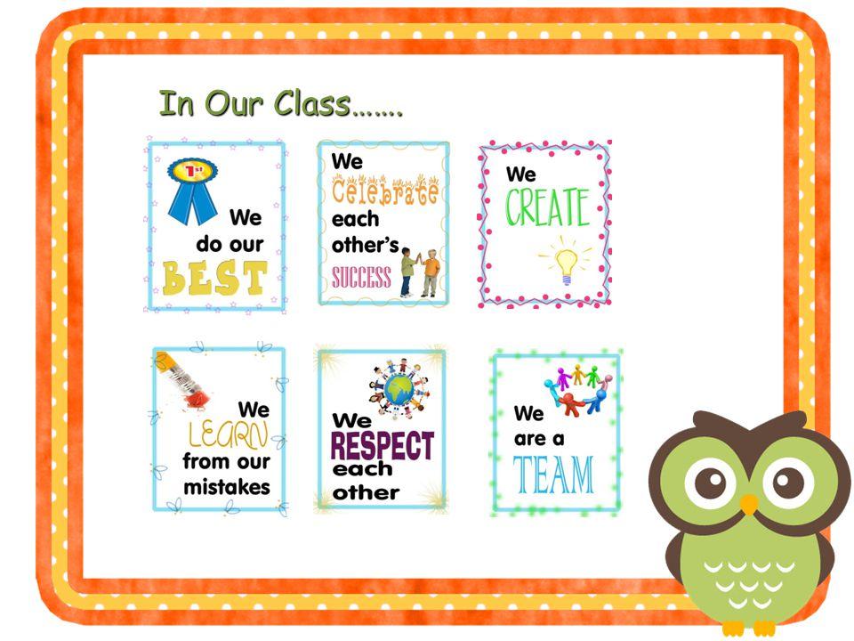 Class Dojo Class Dojo helps keep us focused and on task.