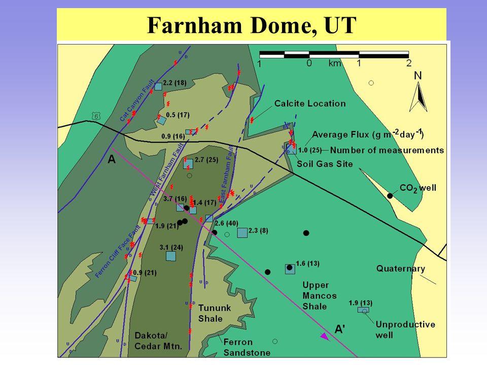 Farnham Dome, UT