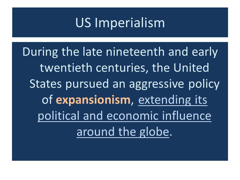 Questions to think about… How does imperialism affect the countries that come under an imperial power? (pros and cons) Is imperialism always a good or