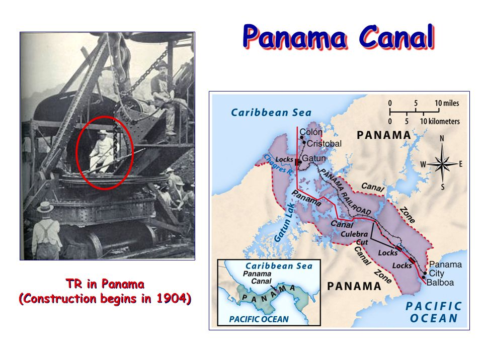Panama: The King's Crown 1850  Clayton-Bulwer Treaty. 1901  Hay-Paunceforte Treaty. Philippe Bunau-Varilla, agent provocateur. Dr. Walter Reed. Colo