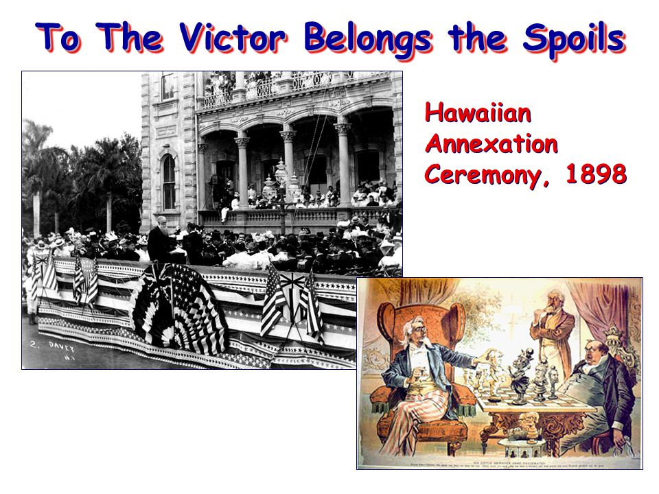 U. S. Business Interests In Hawaii 1875 – Reciprocity Treaty 1890 – McKinley Tariff American businessmen backed an uprising against Queen Liliuokalani